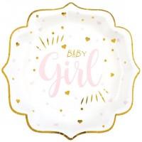 Tema compleanno Baby Girl per il compleanno del tuo bambino