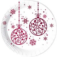 Tema compleanno Christmas Balls per il compleanno del tuo bambino