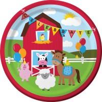 Tema compleanno Happy Fattoria per il compleanno del tuo bambino