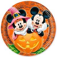 Tema compleanno Topolino e Minnie halloween per il compleanno del tuo bambino