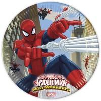 Tema compleanno Spider-Man Web-Warriors per il compleanno del tuo bambino