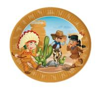 Tema compleanno Indiani e Cowboy per il compleanno del tuo bambino