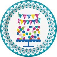 Tema compleanno Happy Birthday Coriandoli per il compleanno del tuo bambino