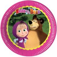 Tema compleanno Masha e Orso per il compleanno del tuo bambino