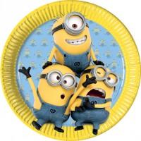 Tema compleanno Lovely Minions per il compleanno del tuo bambino