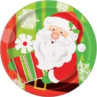 Tema compleanno Babbo Natale Buono per il compleanno del tuo bambino
