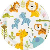 Tema compleanno Happy Jungle per il compleanno del tuo bambino