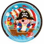 Party box Il Piccolo Pirata e i suoi amici