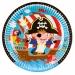 Party box Il Piccolo Pirata e i suoi amici formato grande. n°1