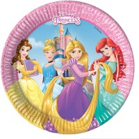 Tema compleanno Principesse Disney Loving per il compleanno del tuo bambino