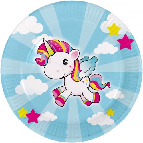Party box Unicorno Kawaïï formato Maxi
