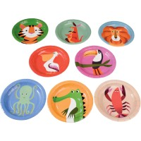 Tema compleanno Animali Colorama per il compleanno del tuo bambino