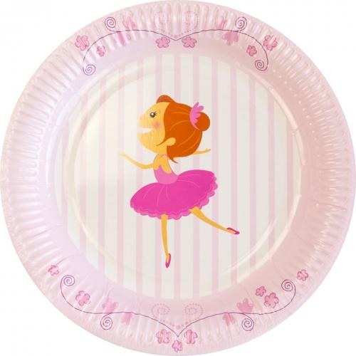 Party box Ballerina Graziosa formato Maxi
