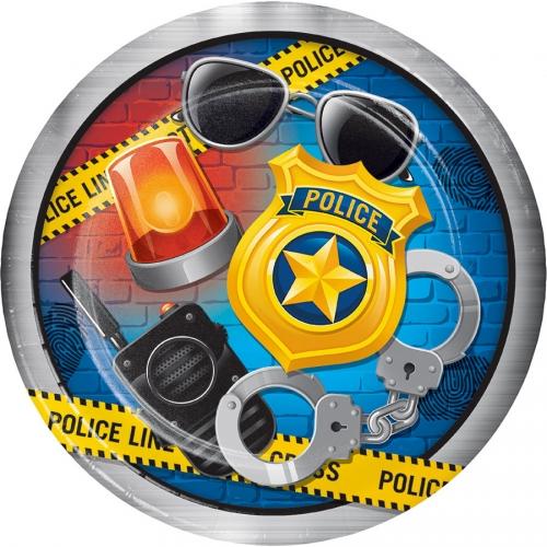Party box Pattuglia di Polizia