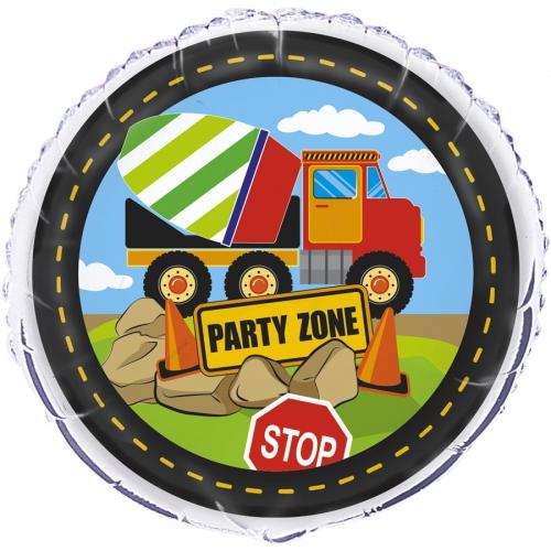 Party box Construction Party (Tema Edile)