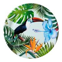 Tema compleanno Tropical Birds per il compleanno del tuo bambino
