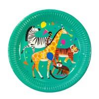 Tema compleanno Jungle Fun per il compleanno del tuo bambino
