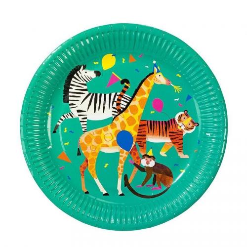 Party box Jungle Fun formato grande