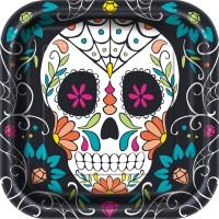 Tema compleanno Calavera Skull per il compleanno del tuo bambino