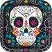 Party box Calavera Skull. n°1