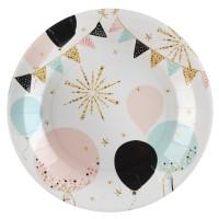 Tema compleanno Lustrini e Palloncini per il compleanno del tuo bambino