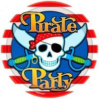 Tema compleanno Pirate Party per il compleanno del tuo bambino